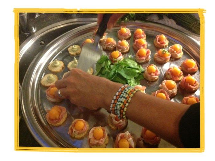 De Kokende Bijl / Hanne kookt / Kok aan huis / Prive kok / Thuiskok
