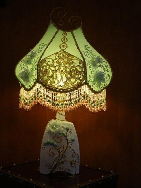 Tischlampe aus Flasche basteln  DekoKing  DIY Bastelideen Dekoideen Zeichnen lernen