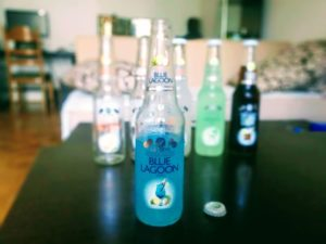 BLUE LAGOON - Le COQ