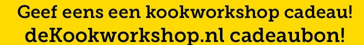 kookworkshop cadeaubon