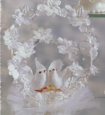 Hochzeitstauben  dekor24 DIMECOdeko
