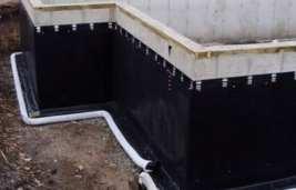 Hidroizolare pt fundații
