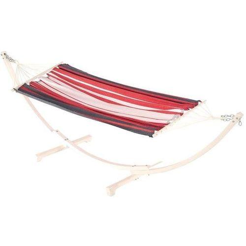 Zestaw PARATY, czerwono-kremowy 11196
