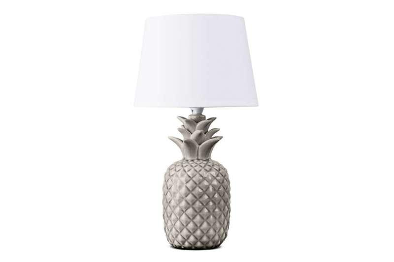 Lampa stołowa AREDI biały