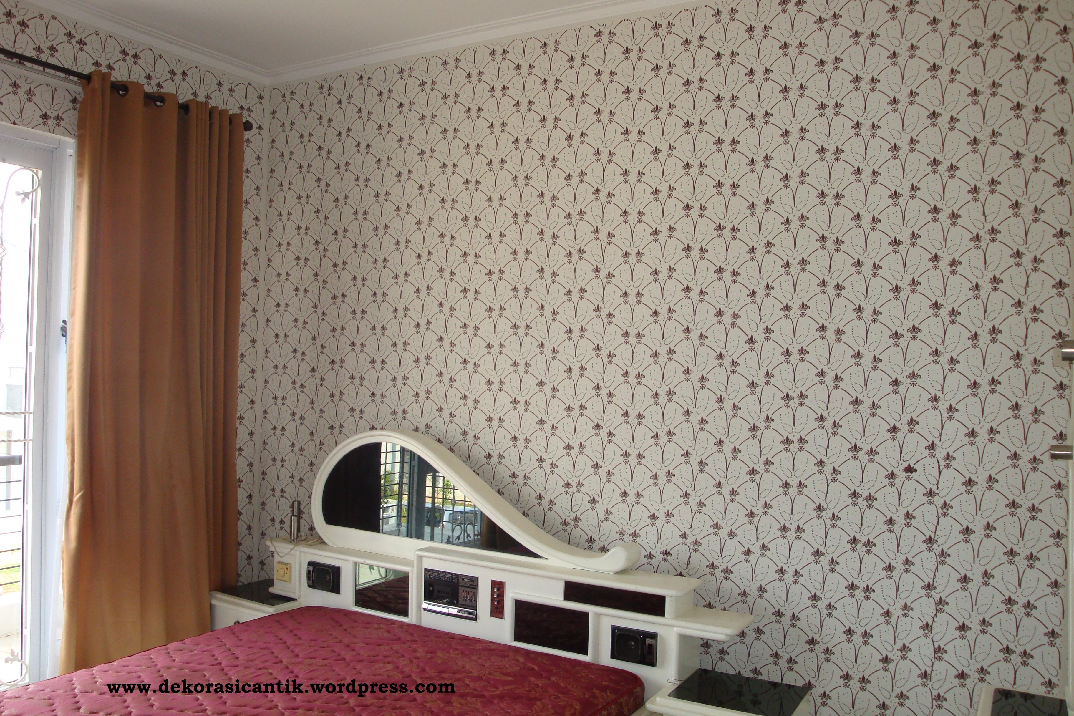 Dekorasi Cantik  Wall Printing  Wallpaper  Design