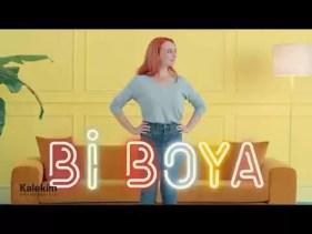 Kalekim Bi'Boya ile Kendin Boya!