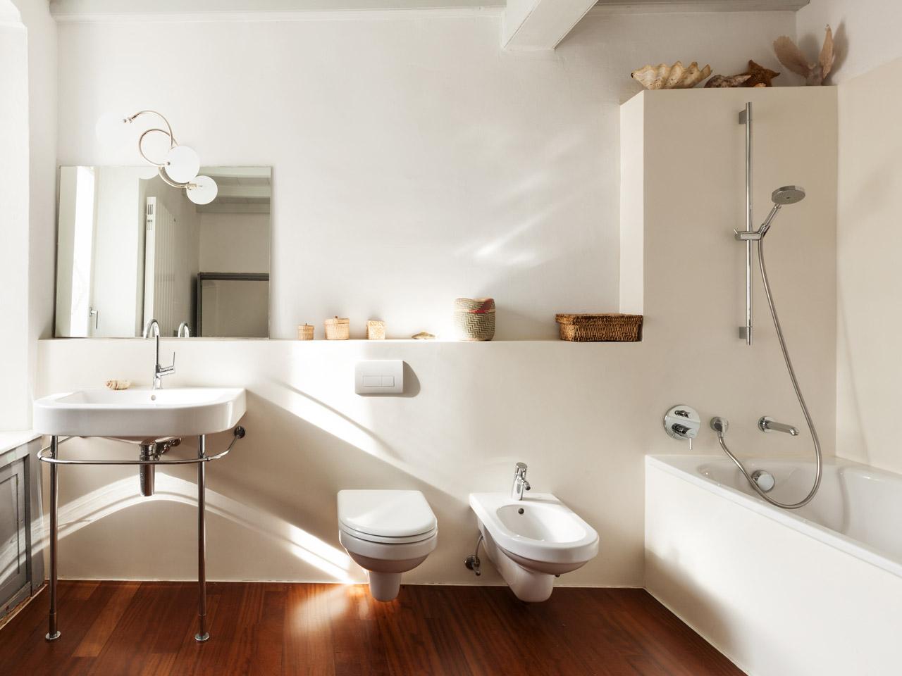 Badezimmer Ablage Dekorieren