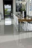 41 Enchanting Porcelain Tile Ideas For Kitchen Floors ...