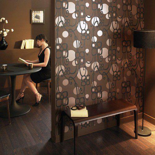 ev salonu duvar kağıtları