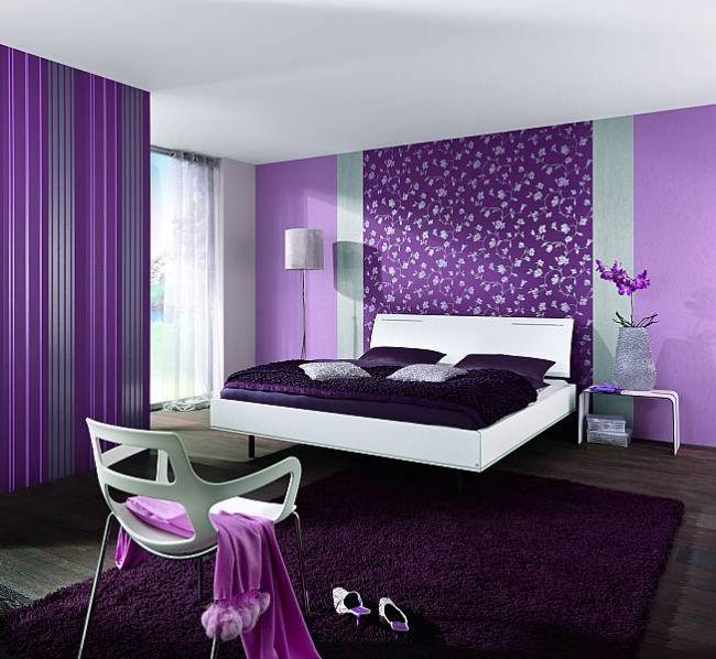 özel yatak odası duvar kağıtları