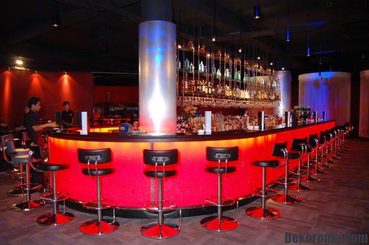 disco bar mobilyaları