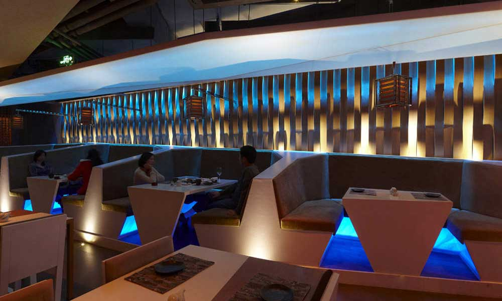 disco bar dekorasyon örnekleri
