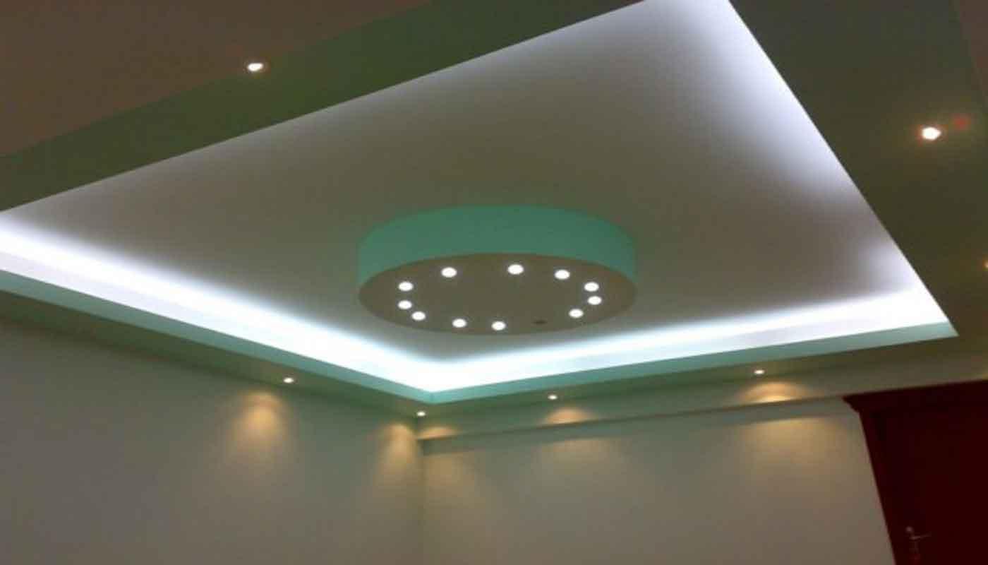 Asma tavan modern resimli isikli ev dekorasyon fikirleri - Moda Asma Tavanlar