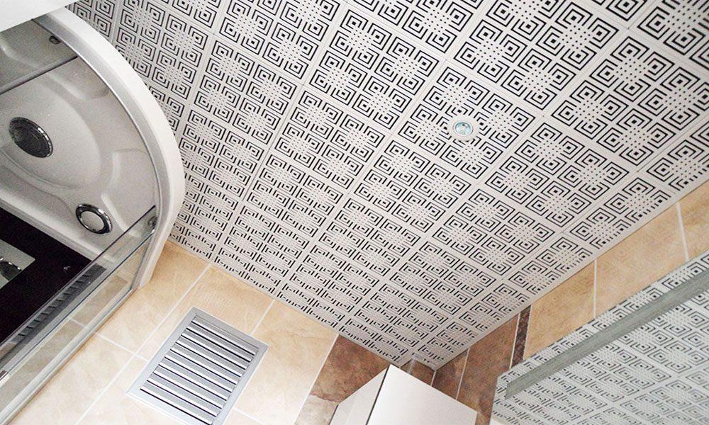 Banyo asma tavanları 11