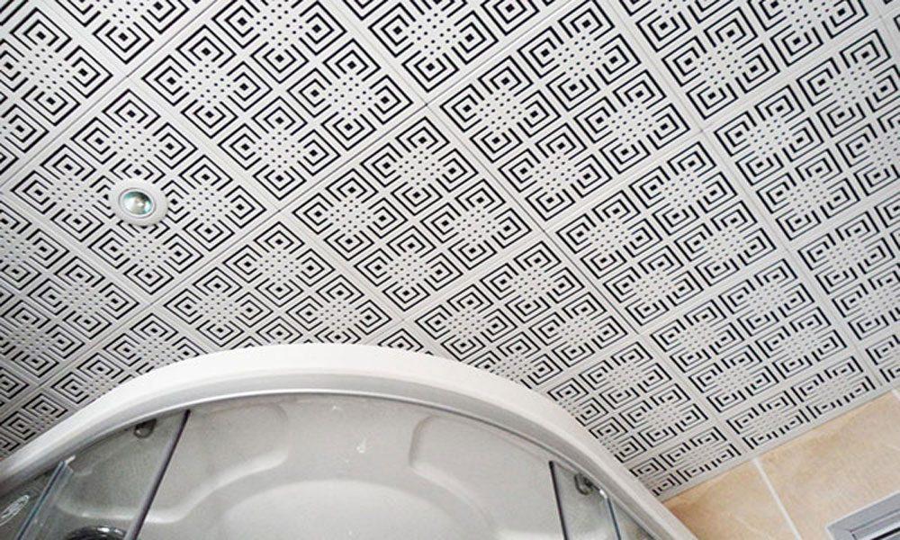 Banyo asma tavanları 9