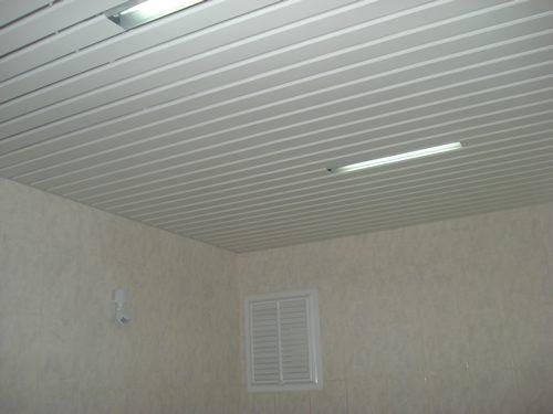 panel 85 asma tavan uygulaması
