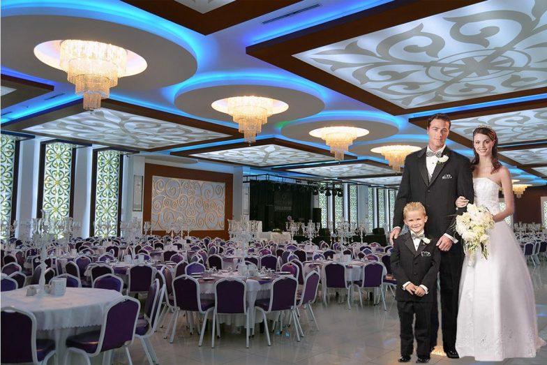 düğün-salonu-iç-tavan-dekorasyonları