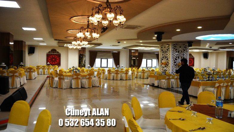 düğün salonu malzemeleri