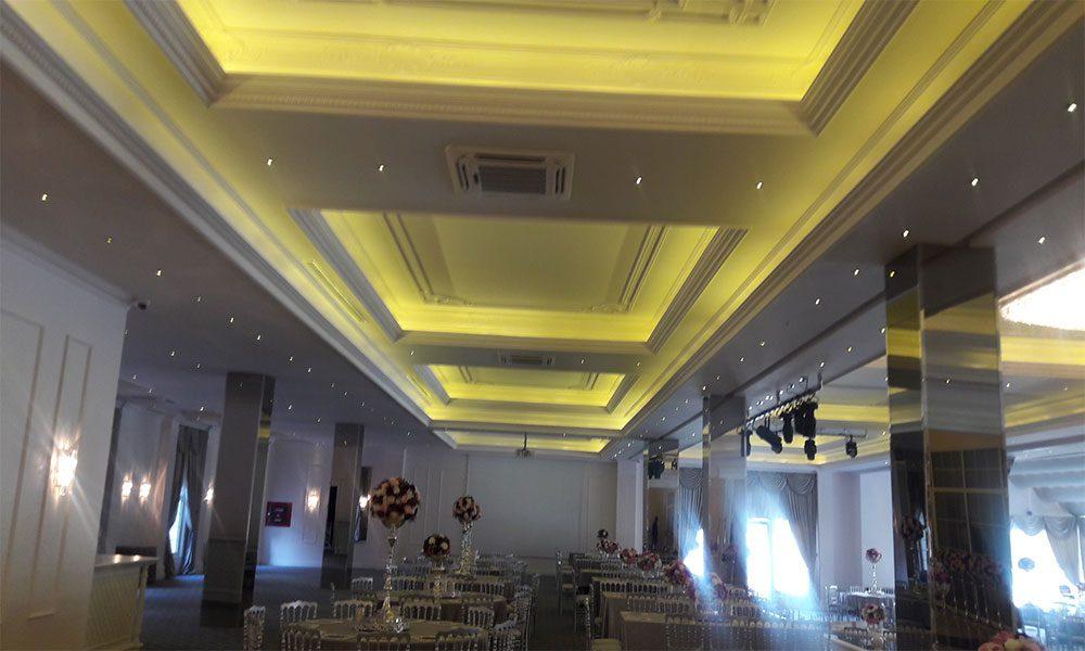 Düğün salonu projeleri 1