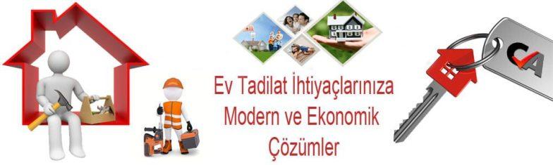 Ev Tadilat Firması Ankara