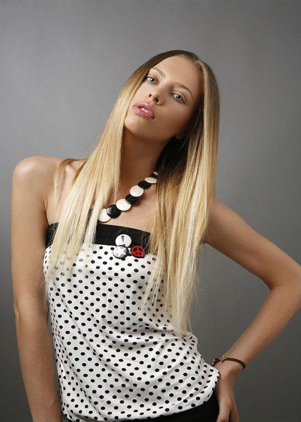 moda bayan saçları