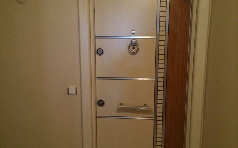çelik daire kapıları
