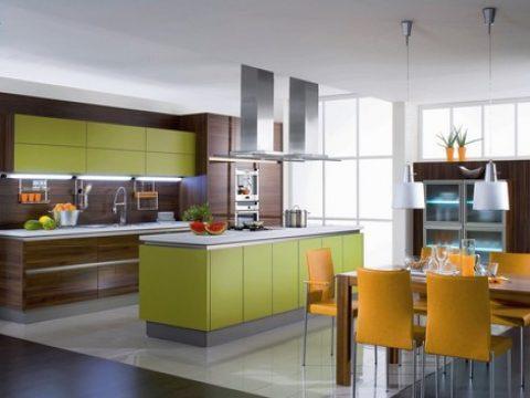 mutfak dekorasyon örneği
