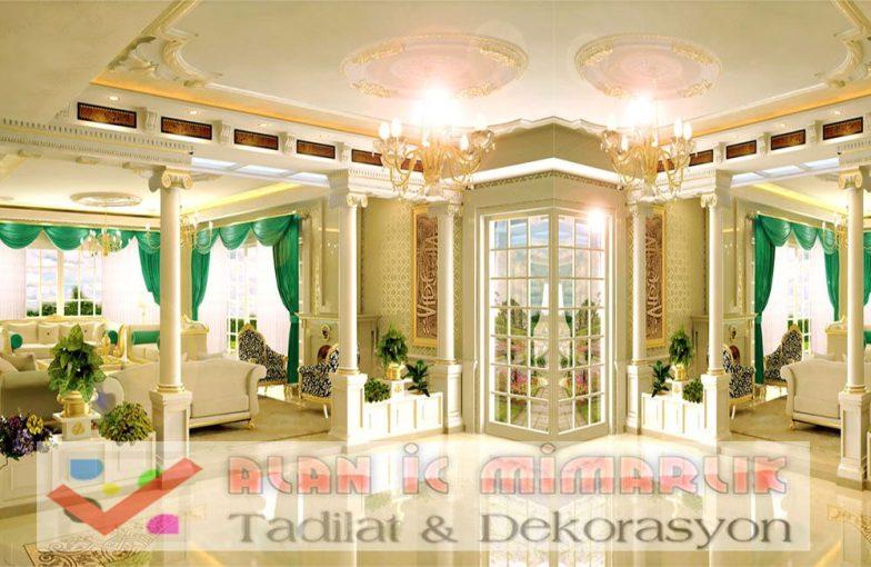 Ev dekor tasarımları