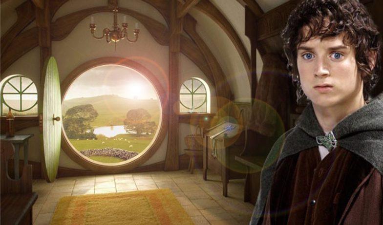 hobbit tarz evler