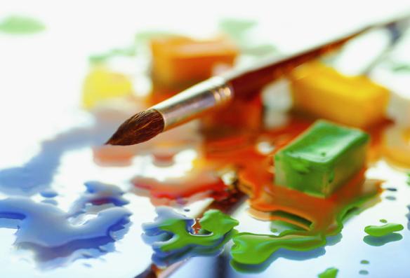 boya niçin renk verir