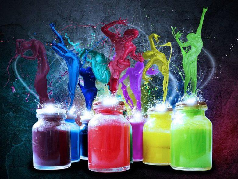 boya yaparken gereken malzemeler