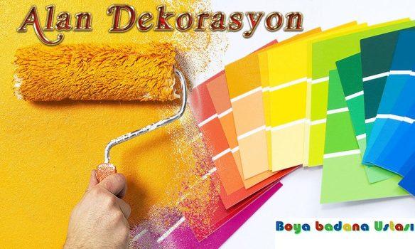 badanacı boyacı renkleri