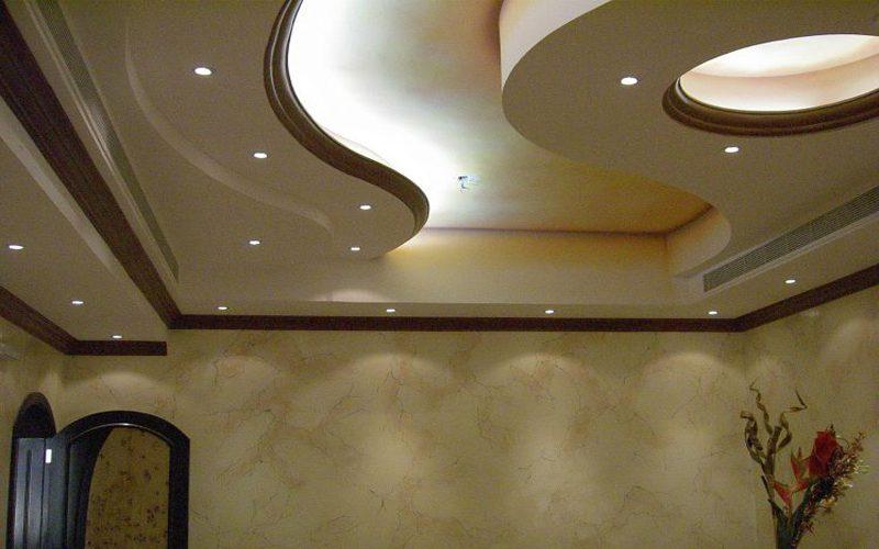 antre tavan tasarımları