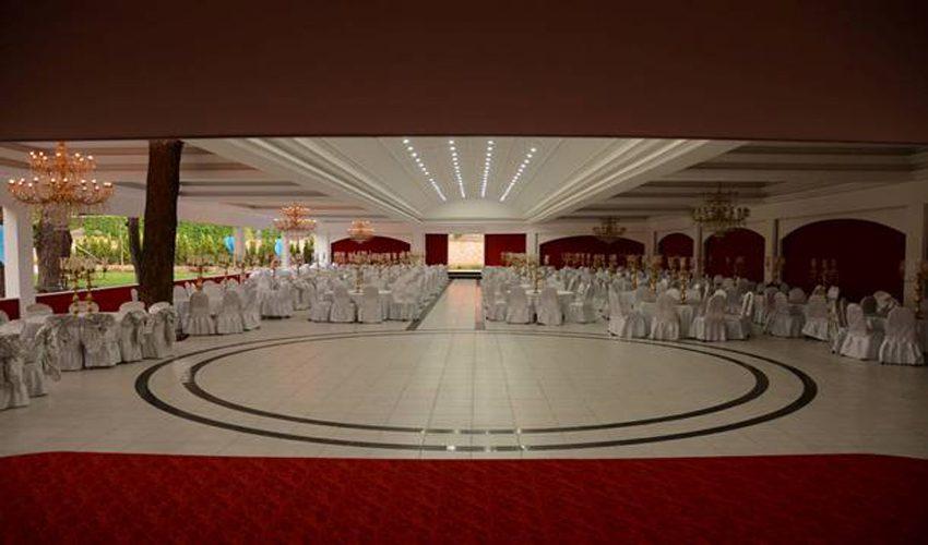 nişan ve düğün salonu sahneleri