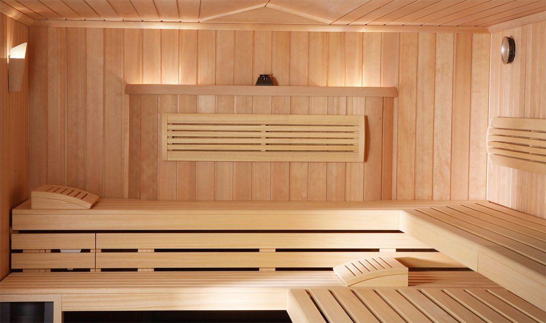 sauna modelleri