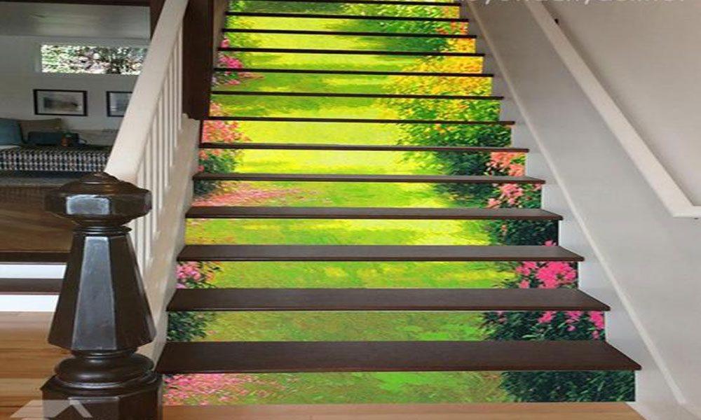 3 boyutlu merdiven modeli-4