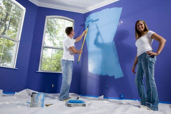 plastik boya duvardan nasıl çıkar