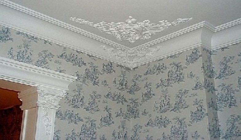 alçı duvar dekorasyon