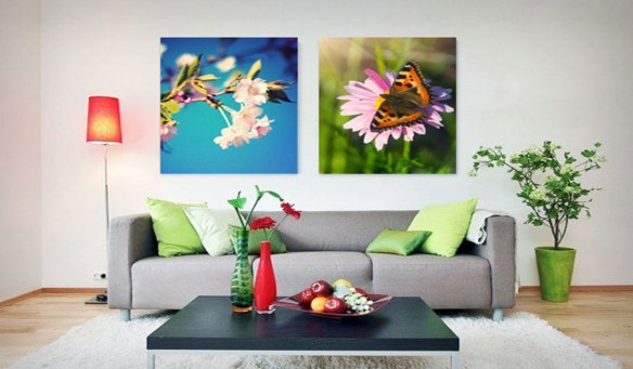 dekorasyonda bahar trendi