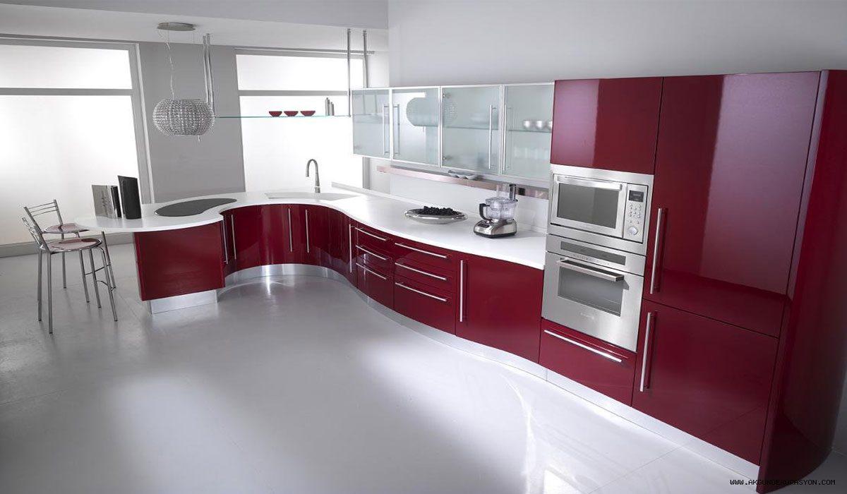 laminat mutfak dolabı 6