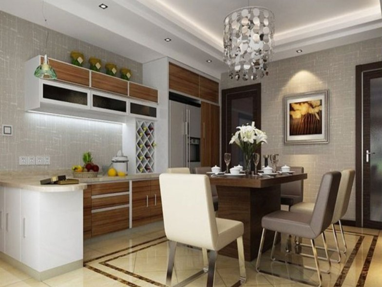 mutfak aydınlatması