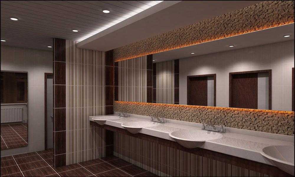 Otel banyoları 1
