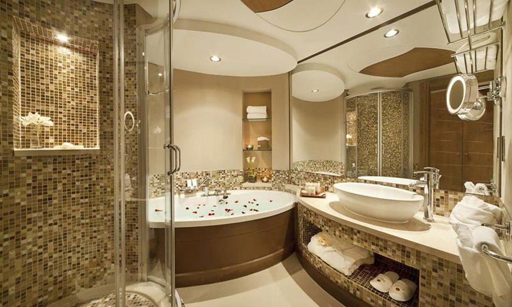 Otel banyoları 3