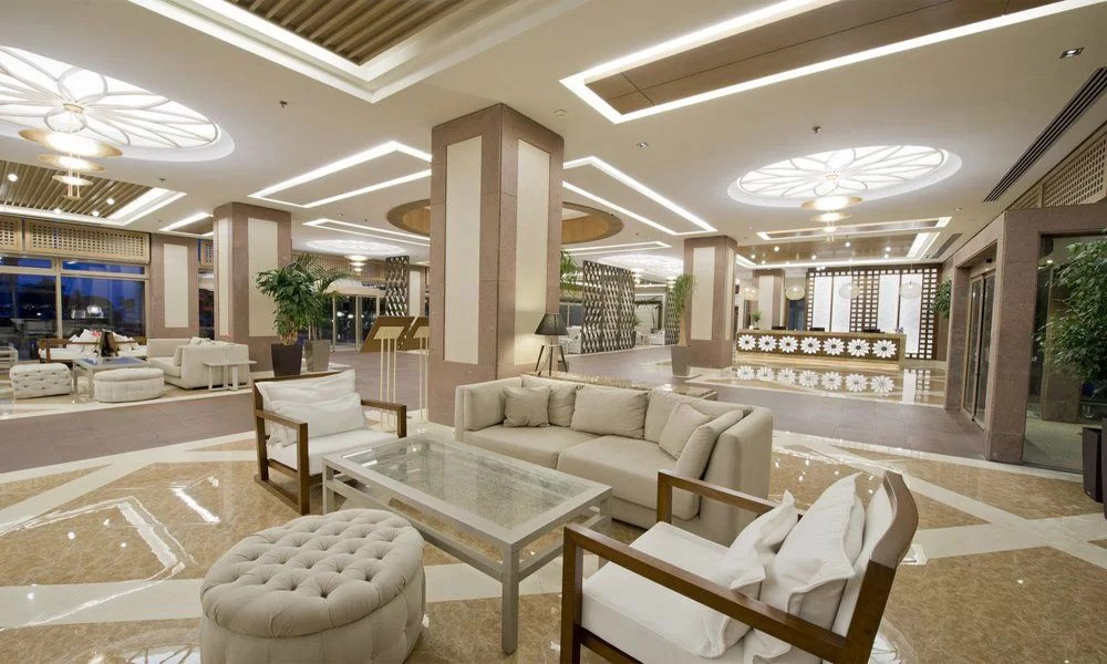 otel dekorasyon 1