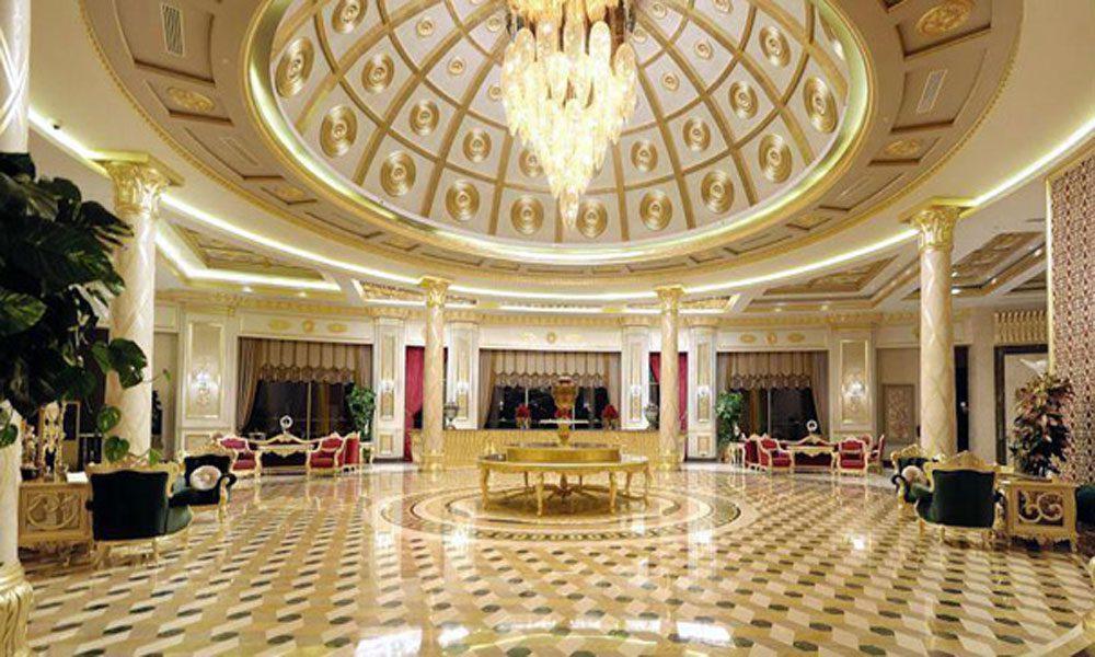 otel dekorasyon 6