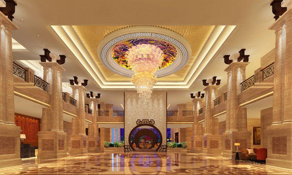 otel dekorasyon 9