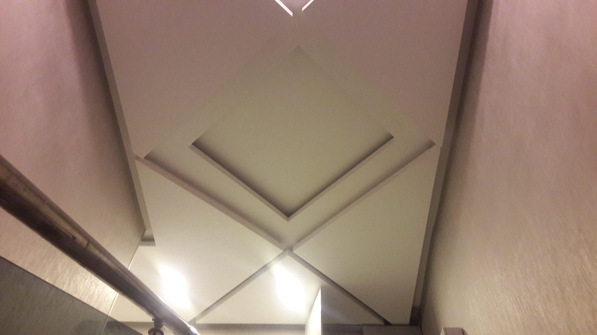 Koridor dekorasyon çalışması 3