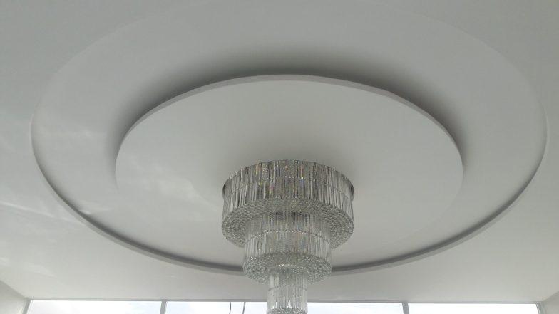 Ana giriş lobi asma tavan 1