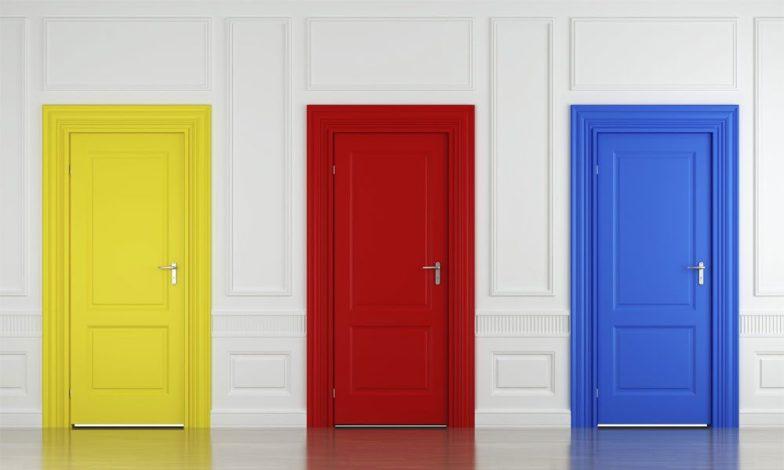 panel kapı modeli