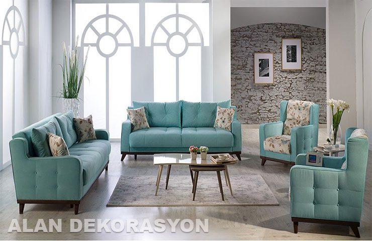 Oturma odası ve salon düzenleme